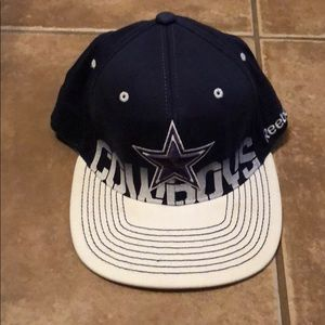Vintage Reebok Dallas Cowboys cap